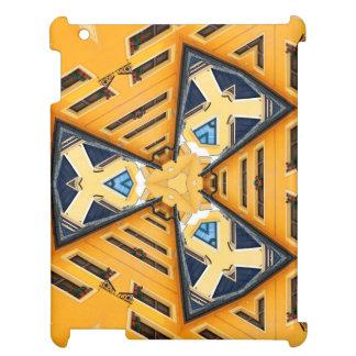 Kaleidoscope Mandala in Hungary: Pattern 201 Cover For The iPad