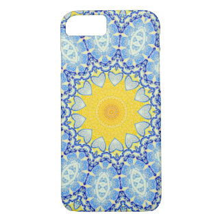 Kaleidoscope Mandala in Portugal: Pattern 224.10 iPhone 8/7 Case