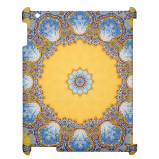 Kaleidoscope Mandala in Portugal: Pattern 224.4 iPad Case