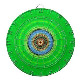 Kaleidoscope Mandala in Portugal: Pattern 224.5 Dartboard