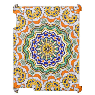 Kaleidoscope Mandala in Portugal: Pattern 232.1 Case For The iPad