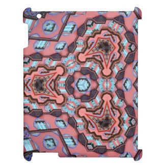 Kaleidoscope Mandala in Slovenia: Escher Pattern Cover For The iPad