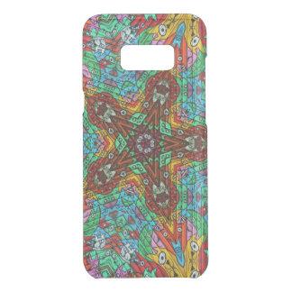 Kaleidoscope Mandala in Slovenia: Pattern 213.4 Uncommon Samsung Galaxy S8 Plus Case