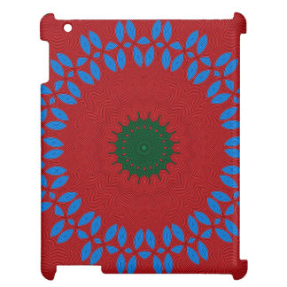 Kaleidoscope Mandala in Slovenia: Pattern 213.5 iPad Cover