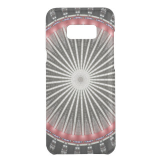 Kaleidoscope Mandala in Vienna: HBF Pattern Uncommon Samsung Galaxy S8 Plus Case