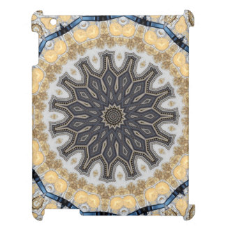 Kaleidoscope Mandala in Vienna: Pattern 220.10 Case For The iPad 2 3 4