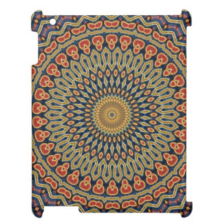 Kaleidoscope Mandala in Vienna: Pattern 220.6 Cover For The iPad