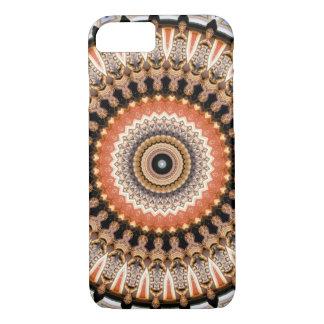 Kaleidoscope Mandala in Vienna: Pattern 220.7 iPhone 8/7 Case