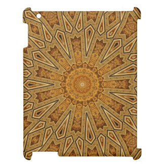 Kaleidoscope Mandala in Vienna: Pattern 221.4 Case For The iPad 2 3 4