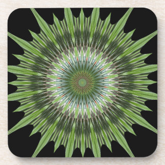 Kaleidoscope Mandela Art Coasters