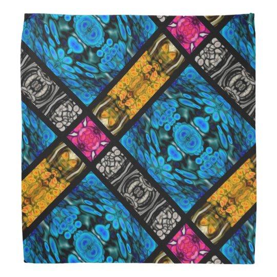 Kaleidoscope Mosaic I + your ideas Bandana