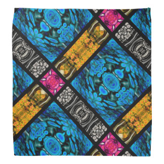 Kaleidoscope Mosaic I + your ideas Head Kerchiefs