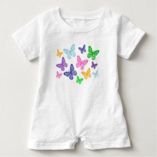 Kaleidoscope of Butterflies - Baby Romper
