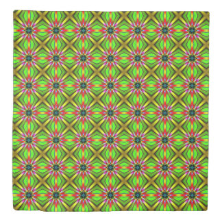 Kaleidoscope of Color Duvet Cover