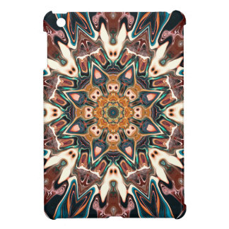 Kaleidoscope of Colors iPad Mini Covers