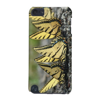 Kaleidoscope of Resting Butterflies iPod Touch 5G Cases