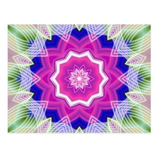 Kaleidoscope Postcard