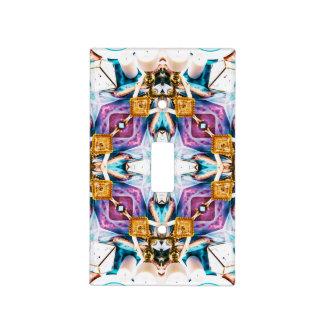 Kaleidoscope Series V1 Light Switch Cover