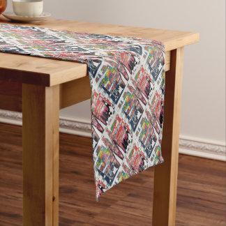 Kaleidoscope Short Table Runner
