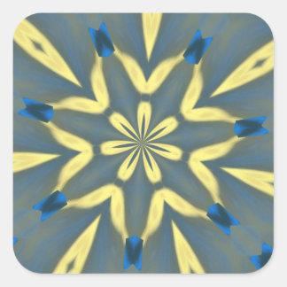 Kaleidoscope sticker