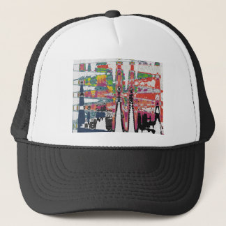 Kaleidoscope Trucker Hat