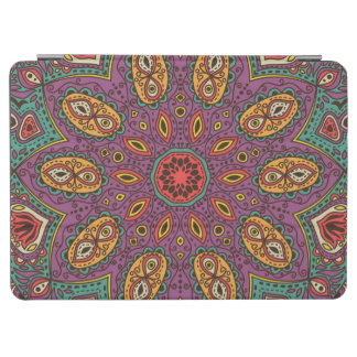 Kaleidoscope Yoga Pattern iPad Air Cover