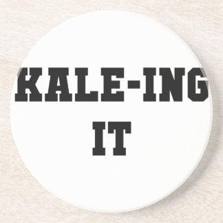 Kaleing It Coaster