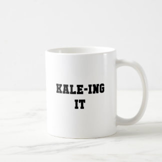 Kaleing It Coffee Mug