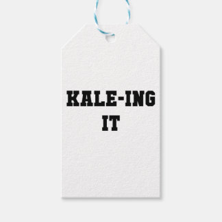 Kaleing It Gift Tags
