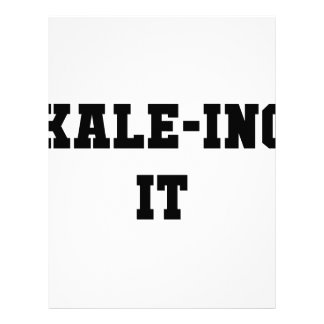 Kaleing It Letterhead