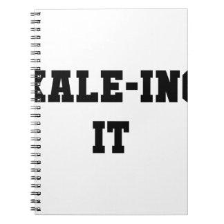 Kaleing It Notebook