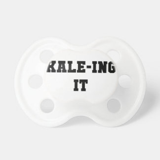 Kaleing It Pacifier