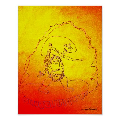 Kali Poster B
