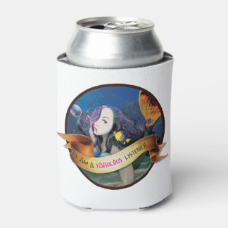 Kali the Mermaid Can Can Cooler