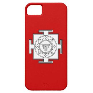 Kali Yantra iPhone 5 Case-Mate Case
