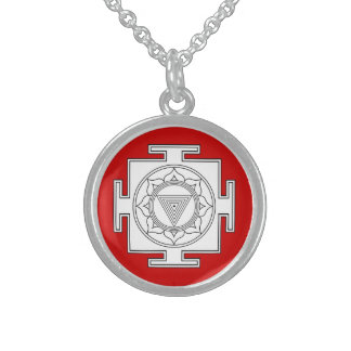 Kali Yantra Necklace