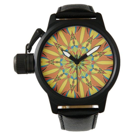 Kaliedescope Watch