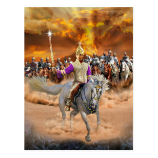 Kalki Avatar 1 Postcard
