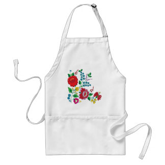 Kalocsa Embroidery Standard Apron
