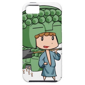 Kamakura type DB2 涅 槃 type reforming English story iPhone 5 Case