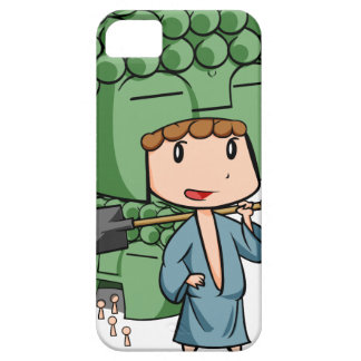 Kamakura type DB2 涅 槃 type reforming English story iPhone 5 Cases