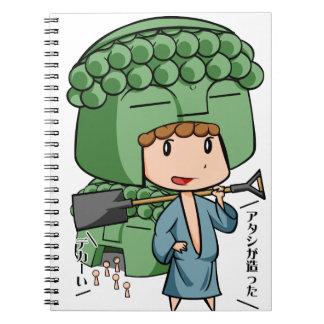 Kamakura type DB2 涅 槃 type reforming English story Notebook