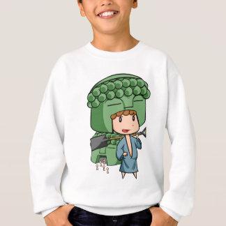 Kamakura type DB2 涅 槃 type reforming English story Sweatshirt