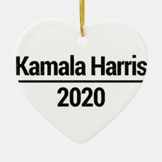 Kamala Harris 2020 Ceramic Ornament