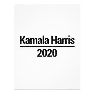 Kamala Harris 2020 Letterhead