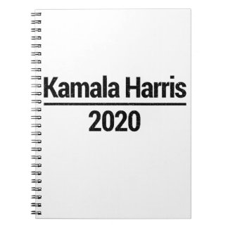 Kamala Harris 2020 Notebook