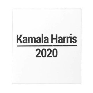 Kamala Harris 2020 Notepad