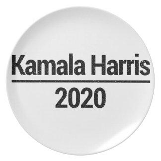 Kamala Harris 2020 Plate
