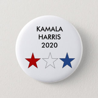 Kamala Harris  2020 Presidential Button