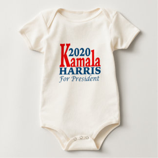 Kamala Harris for President Baby Bodysuit
